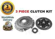 FOR TOYOTA PASEO 1996-12/1997 1.5 NEW 3 PIECE CLUTCH KIT COMPLETE