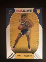2021 NBA HOOPS JAMES WISEMAN ROOKIE CARD #205 MINT & CENTERED! WARRIORS 🔥