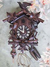 Black Forest Regula 2 weight Cuckoo Clock