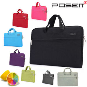 """Laptop Handle Bag Carry for 11"""" 13"""" 14"""" 15"""" 17"""" Apple HP ASUS Dell Lenovo Acer"""