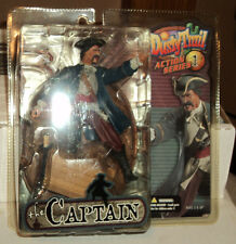 DUSTY TRAIL ACTION SERIES 1 THE CAPTAIN ACTION FIGURE