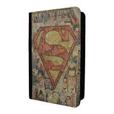 Comic Book Passport Holder Case Cover - Superman - S-A925