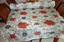 "By the Yard Floral 100% Silk Up to 45"" Craft Fabrics"