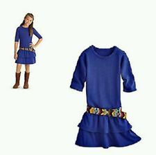 NEW American Girl 2013 GOTY SAIGE'S Meet Dress for Girls SIZE 14 Runs Small