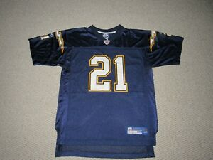 LaDainian Tomlinson #21 San Diego Chargers Reebok Jersey Youth Size XL 18-20