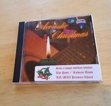 Acoustic Christmas CD Steve Glotzer Remax  Realtor Tannenbaum Silent Night Xmas