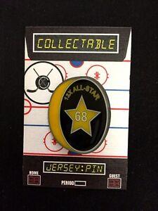 Pittsburgh Penguins Jaromir Jagr hockey lapel pin-Collectible