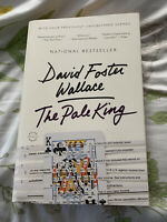 The Pale King by David Foster Wallace (2012, Trade Paperback) 1st Edition