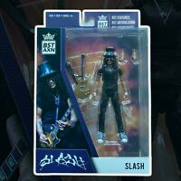 Guns N' Roses BST AXN Action Figure Slash The Loyal Subjects