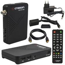 SX8 Octagon DVB-S2X Tuner SAT-Receiver Mini IR Display Camping 1080p Full HDTV
