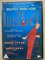 L'Illusionniste DVD 2010 Français Bellville Rendez-Vous Animé Culte Film Film