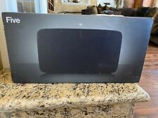 Sonos 5 Studio Quality High Fidelity Speaker for Streaming Music. FIVE1US1BLK