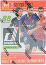 2018-19 Panini Donruss Soccer Blaster Box Factory Sealed - 11 Packs