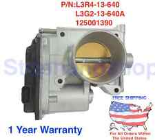 New Complete TBI Throttle Body fits Mazda 3 5 6 with Sensor Valve 1 Yr Warranty