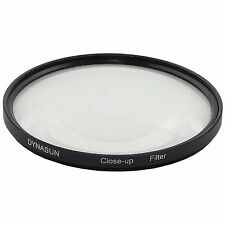 Filtro Close Up Macro Universal 62 62mm +Caja para Canon Nikon Sony Sigma Tamron
