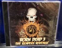 Project Born - Born Dead 3 CD SEALED insane clown posse psychopathic records icp