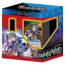 Deluxe Intro Deck Lapis: Malefic Ice (Water), FORCE OF WILL FoW English