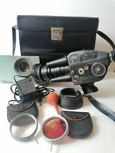 Beaulieu 4008 ZM II schneider-kreuznach beaulieu-optivaron 1.8 6-66 mm