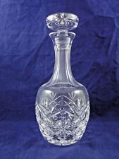 ATLANTIS SOFIA CRYSTAL CUT GLASS WINE LIQUOR WHISKEY DECANTER WITH STOPPER