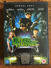 Seth Rogen Chrisoph Waltz THE GREEN HORNET ~ 2011 Action Comedy | UK DVD