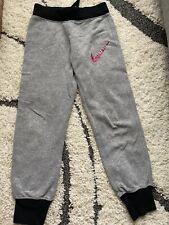 Nike Girls Jogger Sweat Pants Size SMALL EUC!