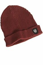 883 POLICE Bussola Beanie Hat | Red