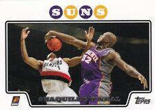 Shaquille O'Neal - 2008/09 Topps Basketball Sammelkarte
