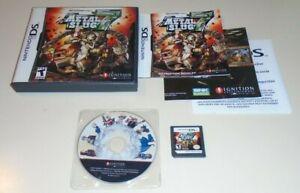 Metal Slug 7 (Nintendo DS, 2008  Game, Case, Manual, Poster, Soundtrack Complete
