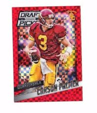 Carson Palmer 2015 Panini Prizm Collegiate Draft picks, Red Power Prizm