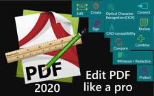 Pro PDF Creator,Editor,Reader,Viewer,Converter Ådobe Acrobat pro DC 2020