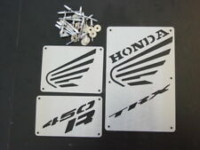 HONDA TRX 450 450R TRX450R TRX450 CUSTOM WARNING LABEL COVERS TAGS NEW