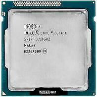 INTEL CORE i5 3450 3.50 GHz CPU PROCESSOR CPU 5