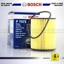 BOSCH OIL FILTER P7071 FITS CHEVROLET CRUZE OPEL VAUXHALL ANTARA 2.0 GENUINE