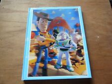 Toy Story The Art and Making of The Film by John Lasseter Hc Vg+