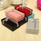 Jewellery Gift Boxes Bracelet Necklace Display Pendant Earring Storage Case Pack
