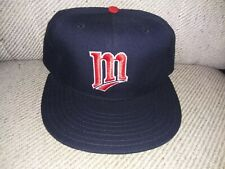 Minnesota Twins 1987 Vintage Fitted New Era Hat/Cap 7 1/2