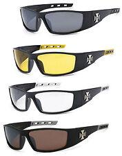 Neu 3 Paar Choppers Motorrad Riding Biker Sport Sonnenbrille 4 Farben Verfügbar