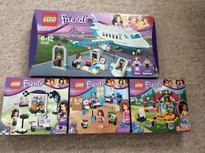 Lego Friends Sets 41305,41307,41309,41100 New Sealed