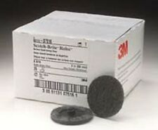 """3M Company 7516 2"""" Fine Gray Roloc Surface Conditioning Disc"""