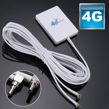 LTE CRC9 Dual Broadband Antenna Booster Amplifier Signal 28dBi for 4G 3G Router