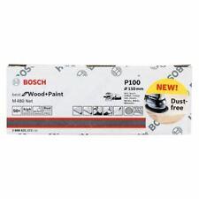 Bosch Feuille Abrasive M480 Net. Meilleur pour Bois Et Paint. 150 Mm. 100.