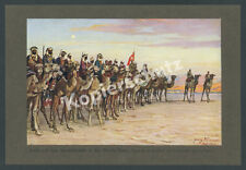 Georg macco Asia-Corps Expeditionary Pasha I Camel Riding Sinai Ottomans 1916