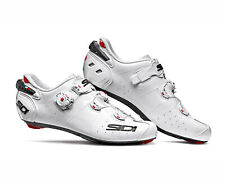 SIDI Wire 2 Carbon Road Cycling Shoes - White/White [Size: 38~47 EUR]