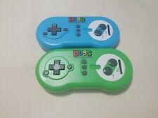 Boss Blue/Green Big Oversized Super Shell Nintendo Wii Remote Controller Cover