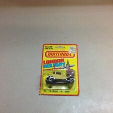 Matchbox 1981 No. 73 Model A Ford new on card