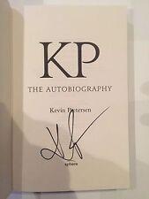 Kevin Pietersen AUTOGRAPHED book-Autobiography