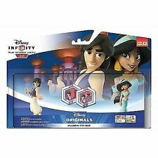 BNiB DISNEY INFINITY 2.0 ALADDIN JASMINE TOY BOX SET PS3 PS4 XBOX 360 ONE WII U