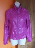 Tom tailor denim windbreaker lightweight jacket..wet look..sports..running