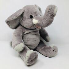 Build A Bear Gray ELEPHANT Plush Stuffed Animal Toy BAB
