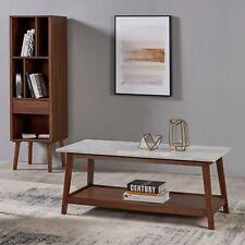 Versanora Kingston Mid-Century Modern Wooden Coffee Table Living Room VNF-00061